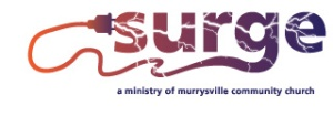 Surge, Murrysville Community Church